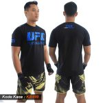 Kaos UFC Indonesia Hanzo Fight Gear