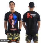Kaos Sablon Taekwondo Hanzo Fight Gear