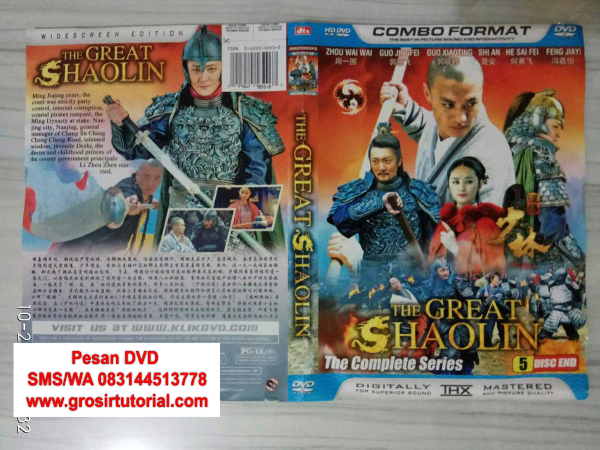 DVD-mandarin-The-Great-Shaolin