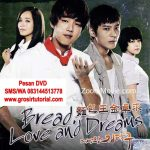 Jual DVD Korea Bread, Love And Dream