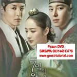 Jual DVD Korea Queen for Seven Days