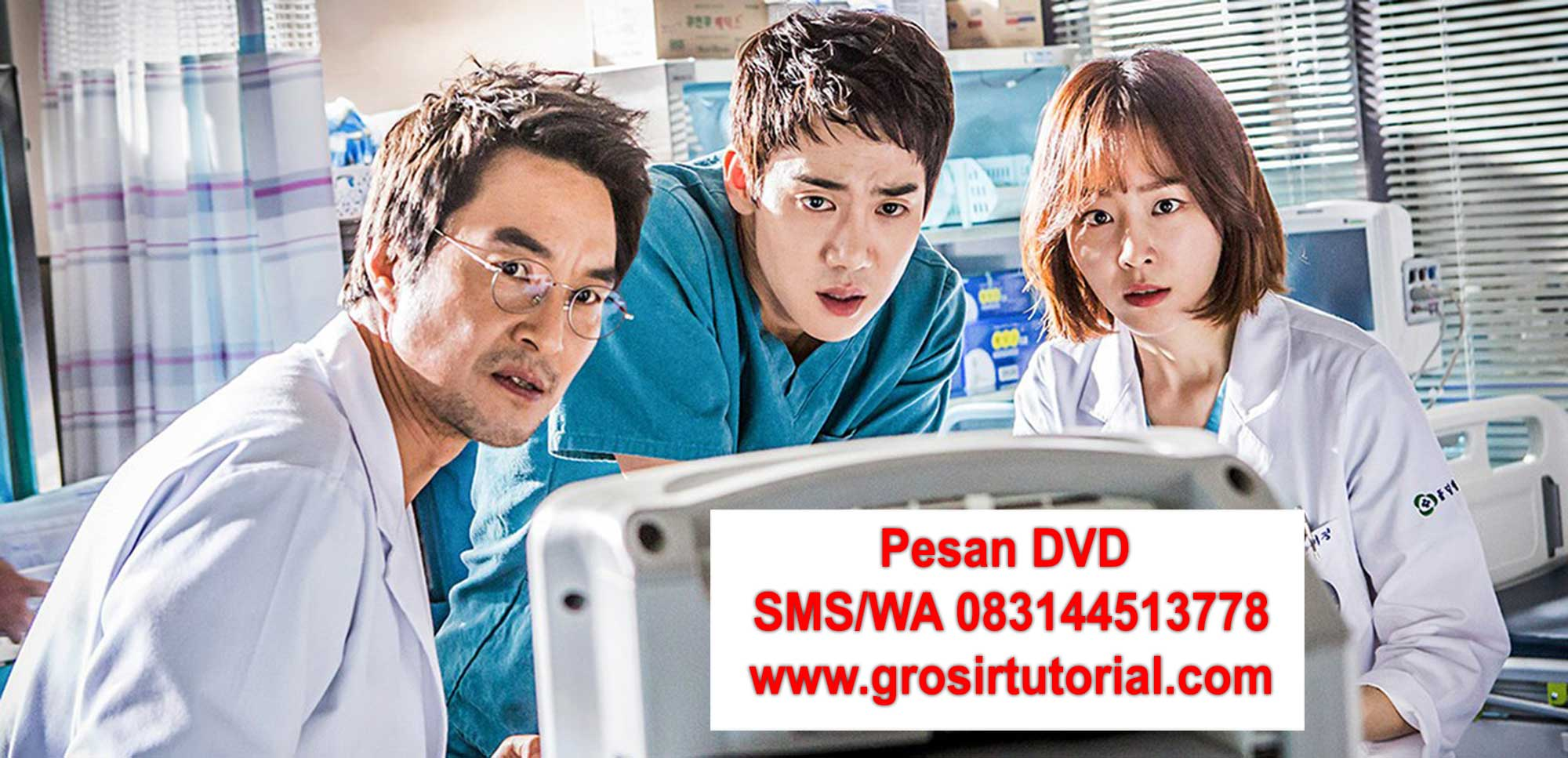 beli-DVD-korea-Romantic-Doctor