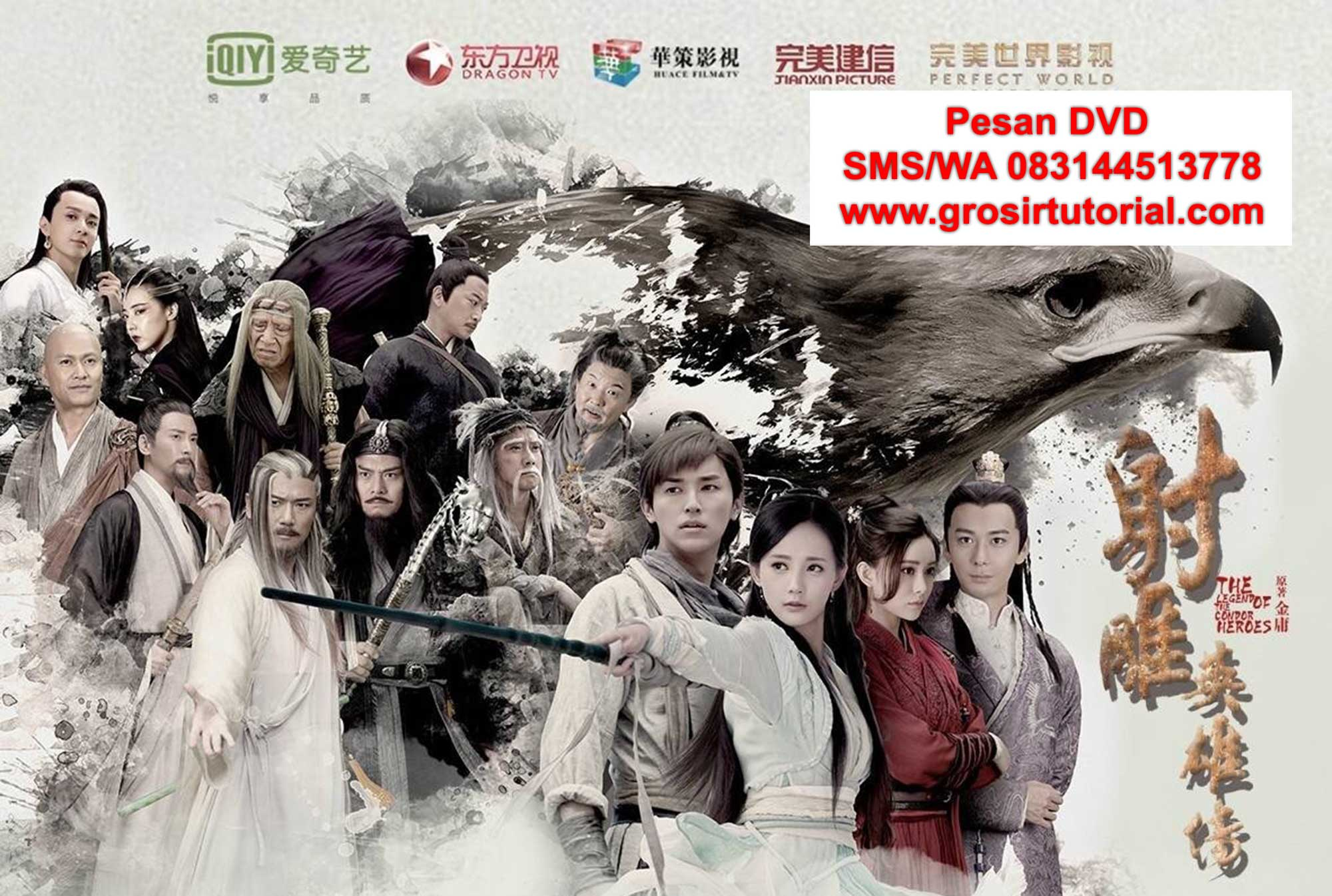 beli-DVD-mandarin-The-Legend-Of-The-Concor-Heroes-2017
