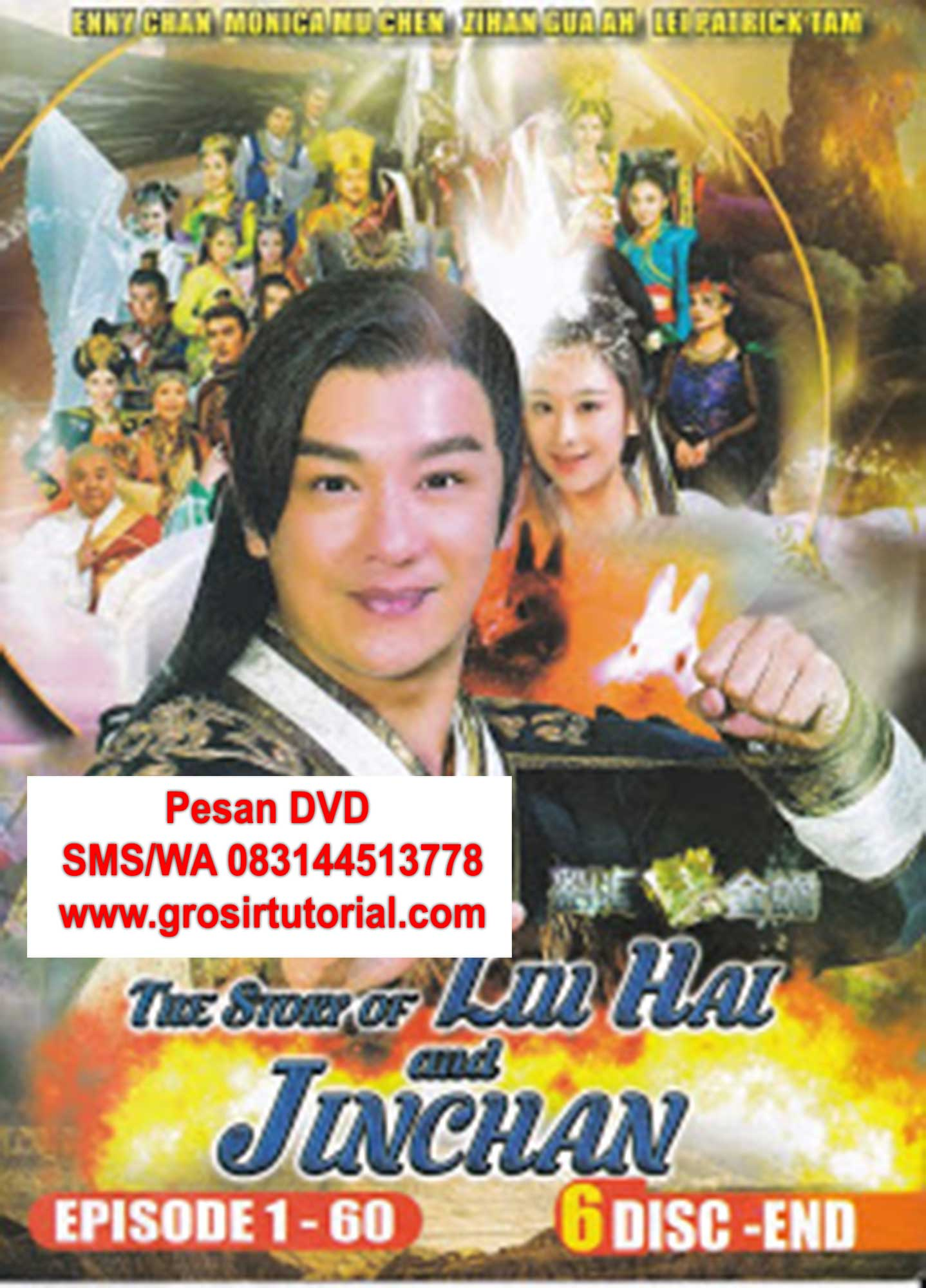 beli-DVD-mandarin-The-Story-Of-Liu-Hai-And-Junchan