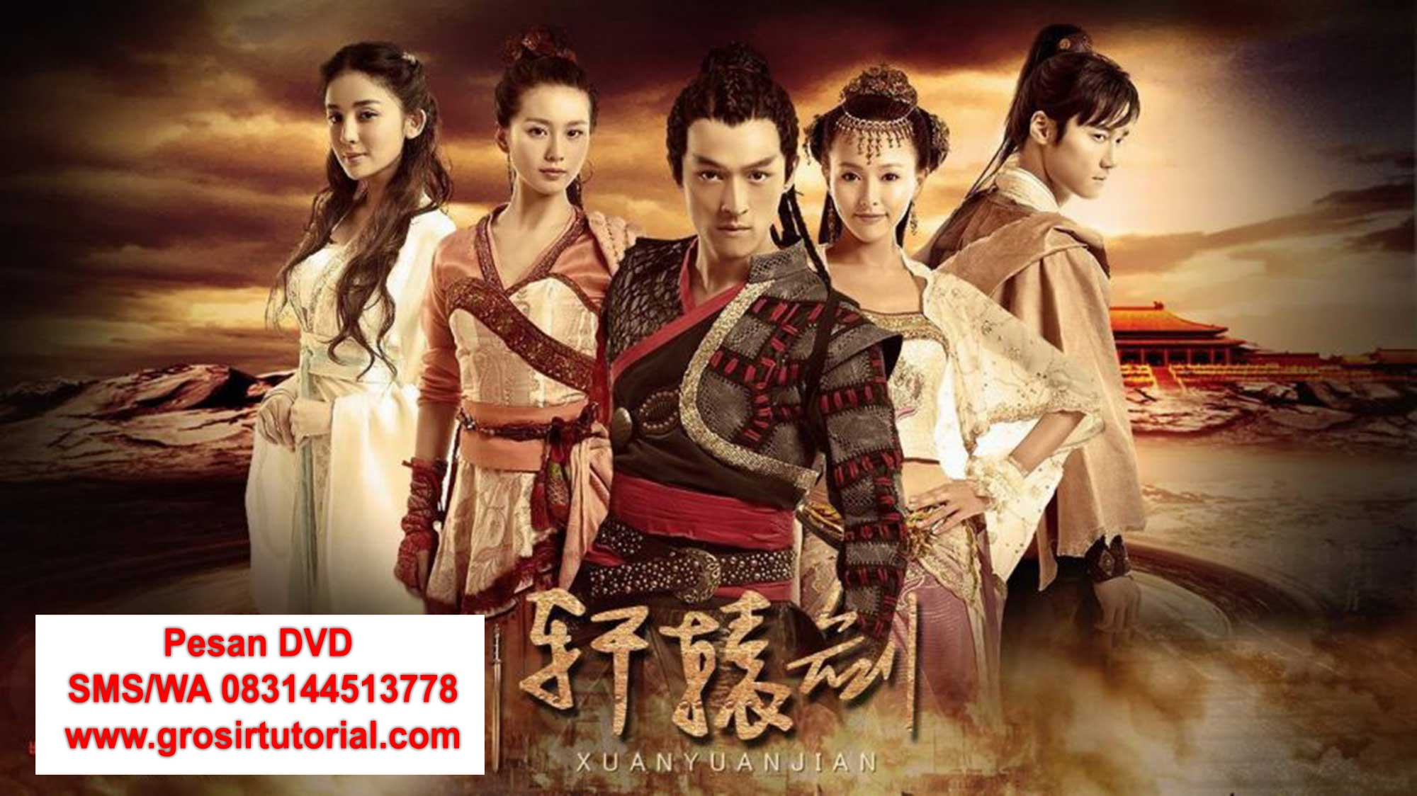 beli-DVD-mandarin-Xuanyuan-Sword-3--The-Scar-in-The-Sky