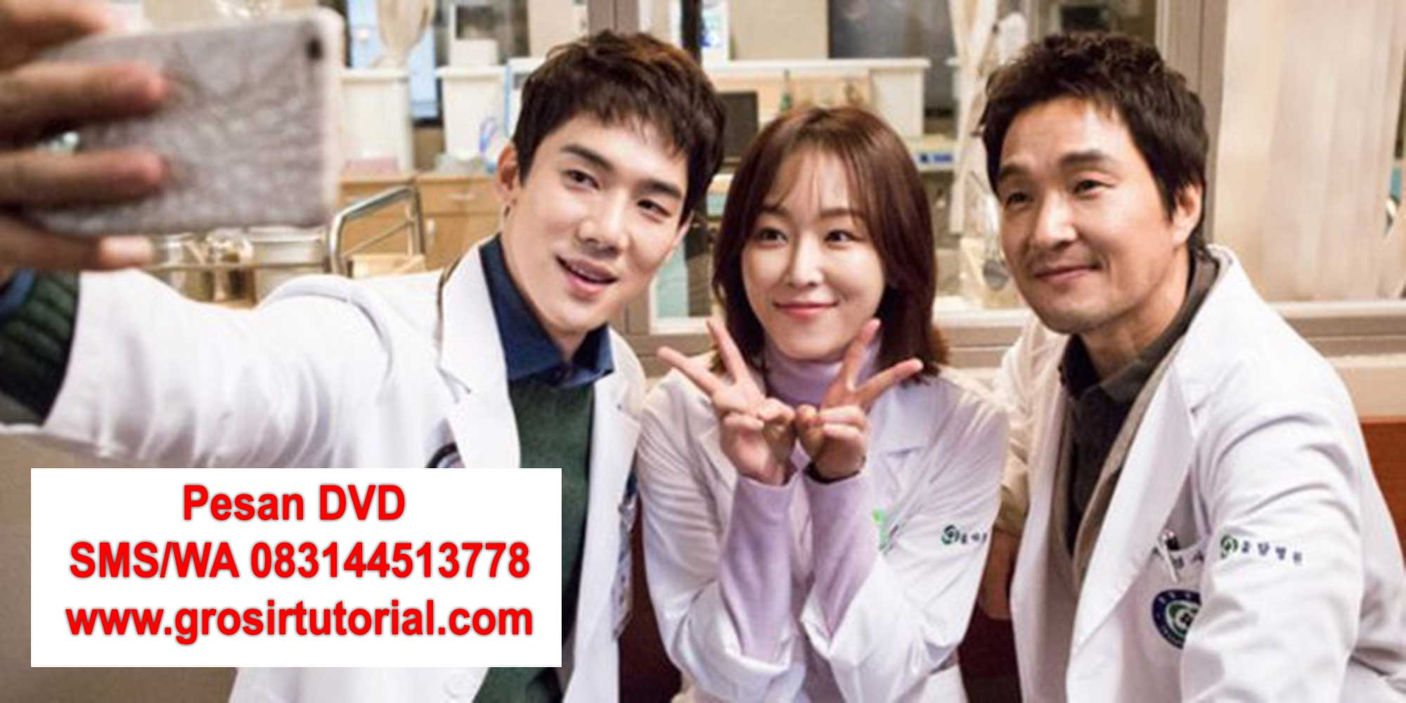 cari-DVD-koreaa-Romantic-Doctor