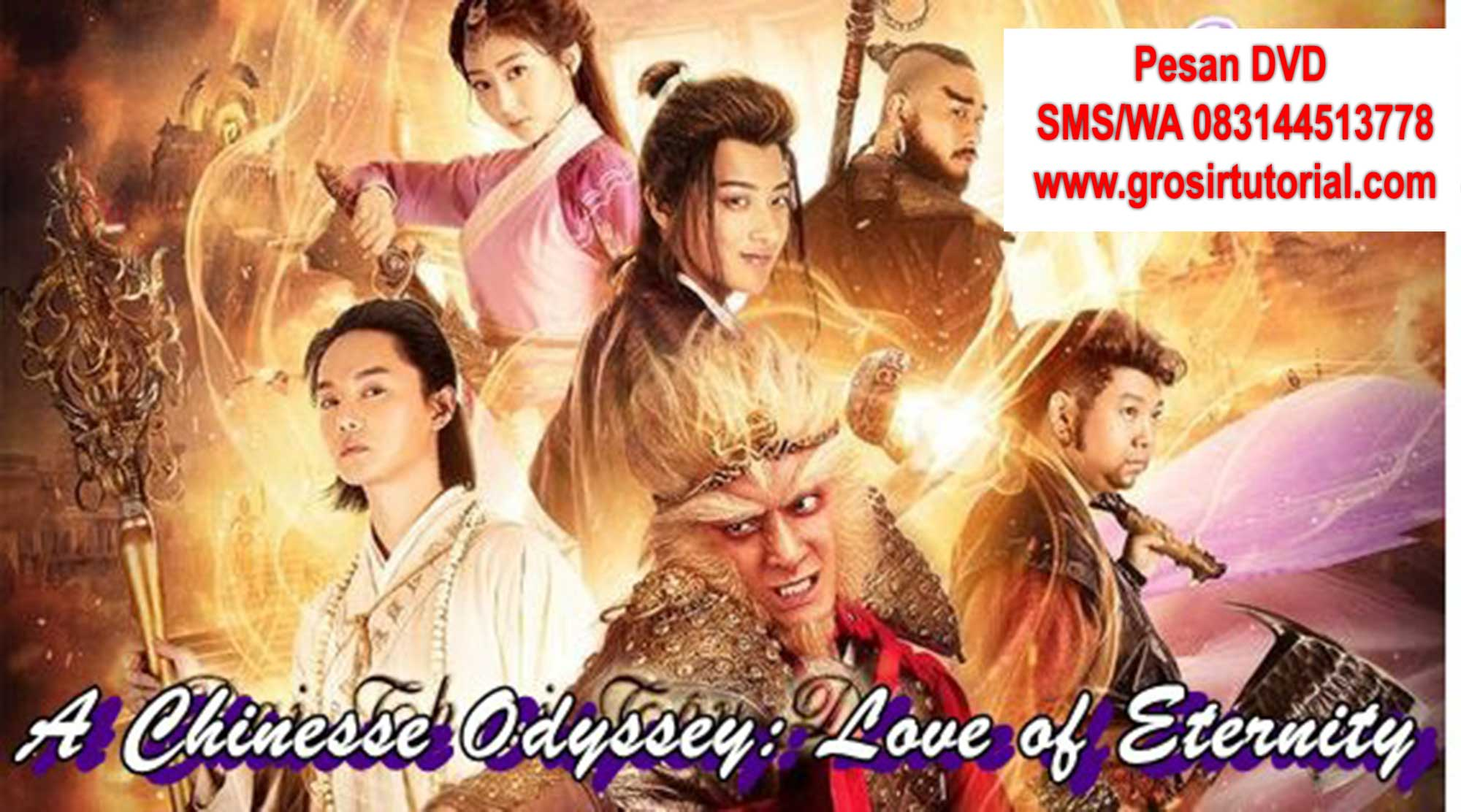 cari-DVD-mandarin-A-Chinese-Oddyssey-Love-of-Eternity