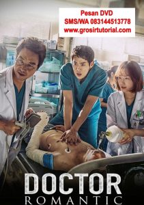 Jual DVD Korea Romantic Doctor