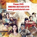 Jual DVD mandarin Chinese Hero (God of War) Zhao Z Long