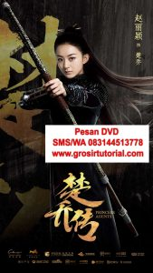 Jual DVD Mandarin Princess Agents