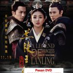 Jual DVD  Mandarin Princes of Lanking