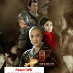 Jual DVD Mandarin The Great Shaolin