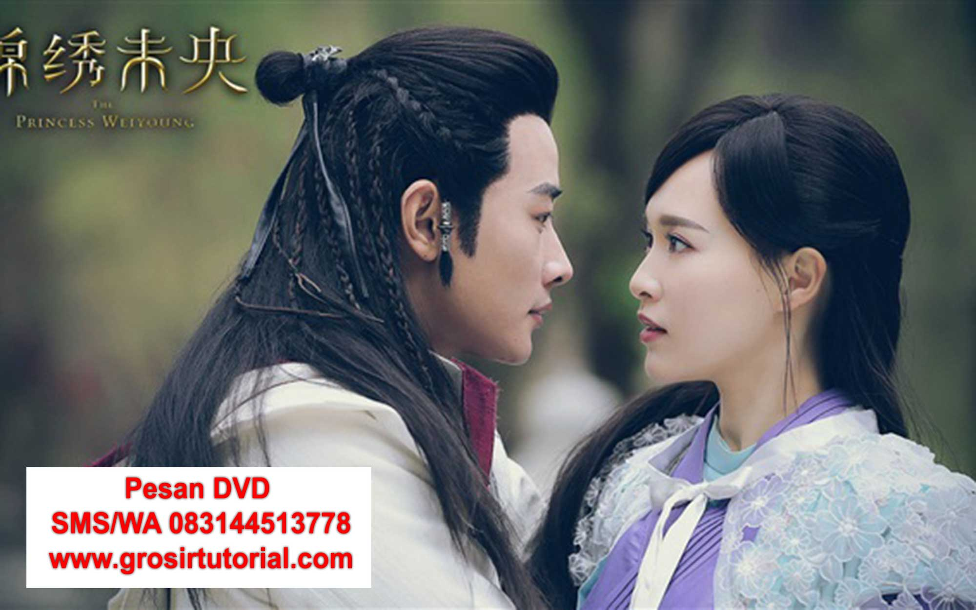 DVD-Silat-Mandarin-The-Princess-Wei-Young