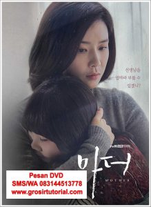 Jual DVD Korea Mother