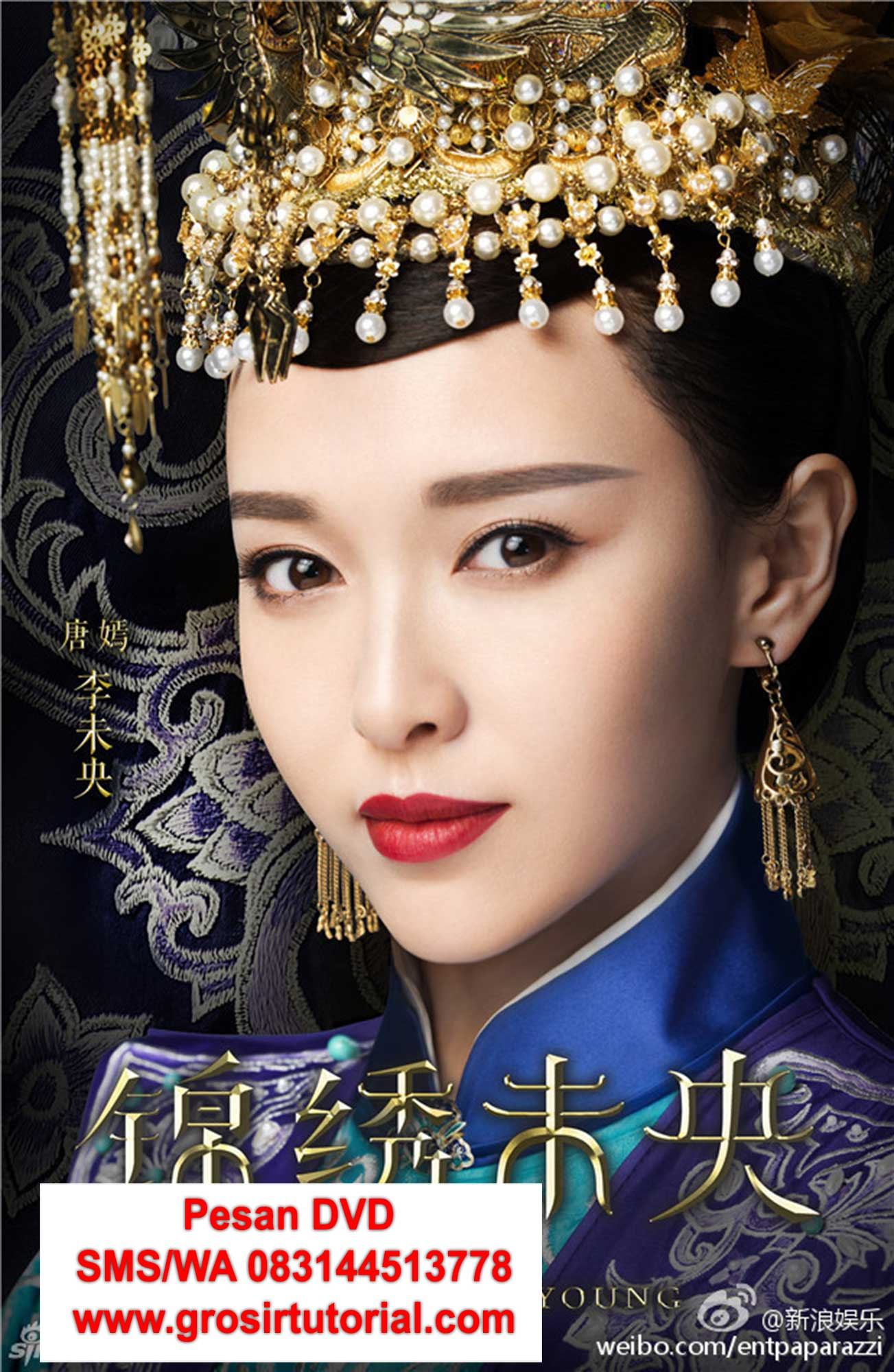 Jual-DVD-Silat-Mandarin-The-Princess-Wei-Young