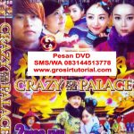 Jual DVD Silat Mandarin Crazy for the palace