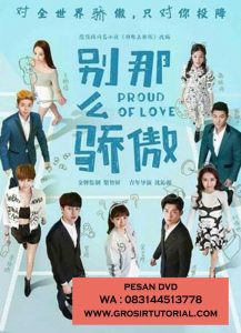 Jual DVD Mandarin Proud Of Love 2