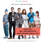 Jual DVD Mandarin Mr.Right Wanted