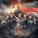 Jual DVD Mandarin The Legend Of Jade Sword