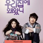 Jual DVD Drama Korea Why Did You Come To My House