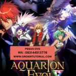 Jual DVD Animasi Aquarion Evol