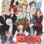 Jual DVD Animasi Brothers Conflict