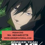 Jual DVD Animasi Darker Than Black Season 1