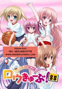 Jual DVD Animasi Fun For Whole Family (Ro Kyu Bu)