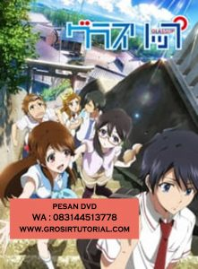 Jual DVD Animasi Glasslip