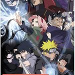 Jual DVD Animasi Naruto Shippunden The Complete Third Season