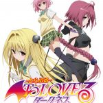 Jual DVD Animasi To Love Ru Darkness