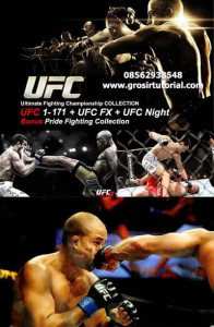 Jual UFC / Jual DVD UFC / ULTIMATE FIGHTING CHAMPIONSHIP COLLECTION UFC LENGKAP
