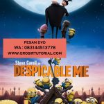 Jual DVD Animasi Despicable Me