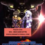 Jual DVD Animasi Total Eclipse