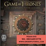 Jual DVD Serial Barat Game Of Thrones Complete Fifth Season