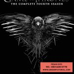 Jual DVD Serial Barat Game Of Thrones Complete Fourth Season