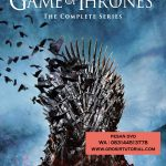 Jual DVD Serial Barat Game Of Thrones The Complete Season 1